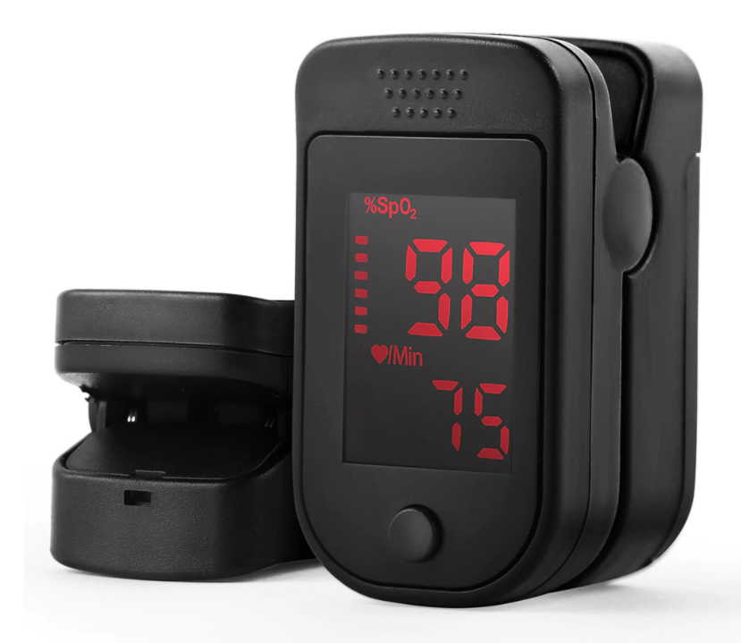 oxygen saturation monitor