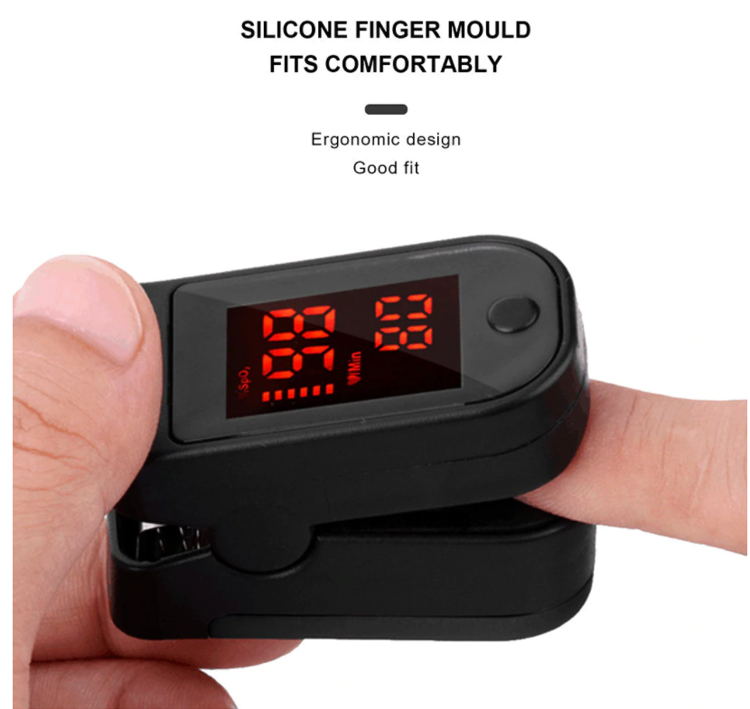 pulse oximeter cvs