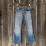 Paige Jeans | Size 27 | Style: Hidden Hills Bootcut