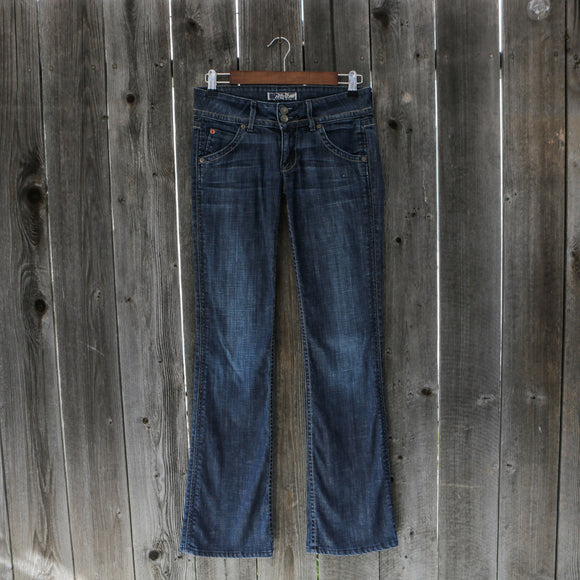 Hudson Jeans | Size 26 | Style: Triangle Flap Stretch Bootcut