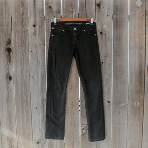 Citizens Of Humanity | Size 25 | Style: Ava Lowrise Straight Leg Black