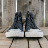 Converse | Chuck Taylor Navy Blue High Tops | Size 8