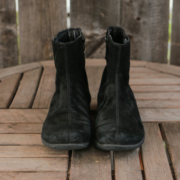 Easy Spirit | Black Ankle Boots | Women's Size 8