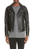 Riders Slim Fit Leather Jacket