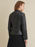 Hadley Quilted Leather Jacket