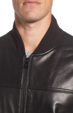 Summit Leather Jacket