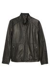 Wiley Lambskin Leather Jacket