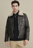 Tucker Sherpa Collar Jacket