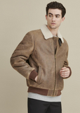 Robert Real Shearling Bomber