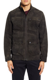Mansfield Leather Field Jacket