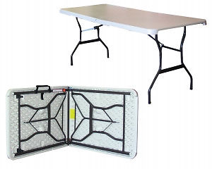Folding Table - Plastic 1.8m