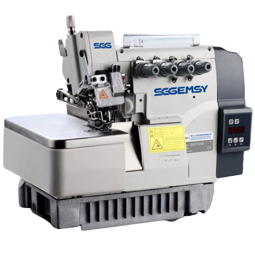 SGGemsy Industrial Overlocker - 4 Thread (SG7724E)