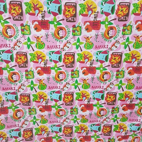 Printed Poly Cotton 150cm