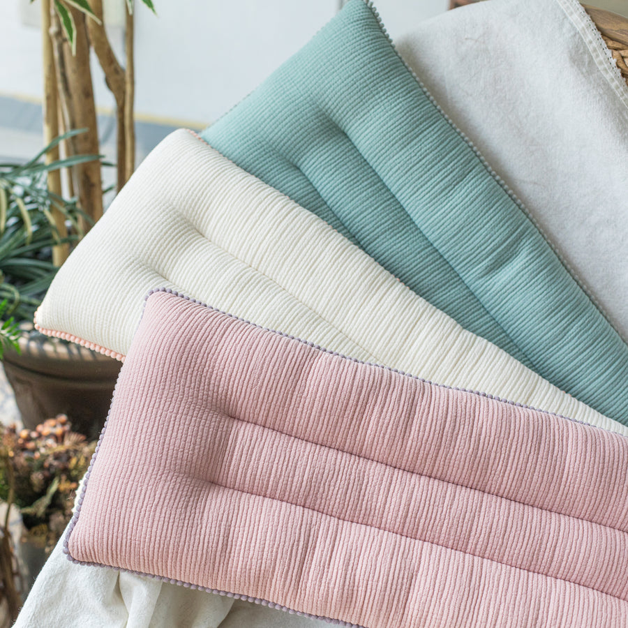 Dual Wide Pillow (3 colours)