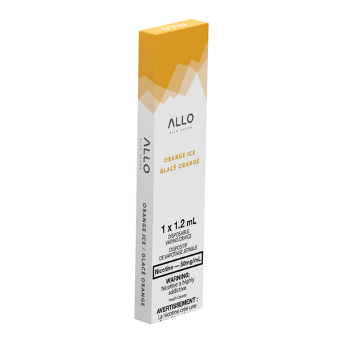 Orange Ice Allo Disposable Vape