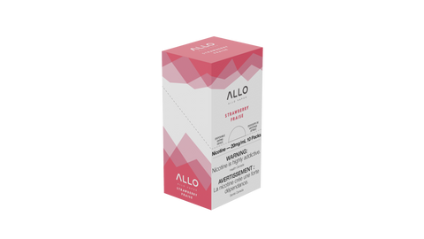 Strawberry Allo Disposable Vape