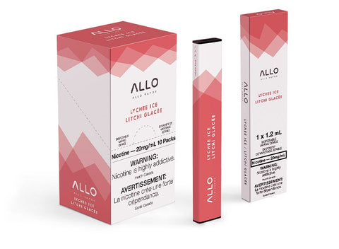 Lychee Ice Allo Disposable Vape