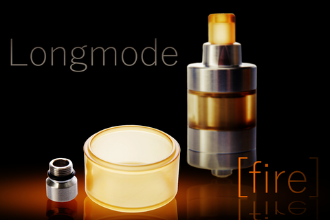 Kayfun [lite] 22mm Longmode Extension Kit [fire] - 4mL