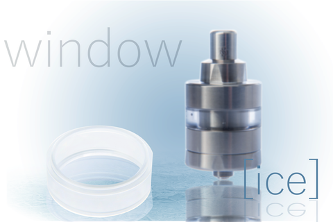 Kayfun [lite] 22mm Window [ice]