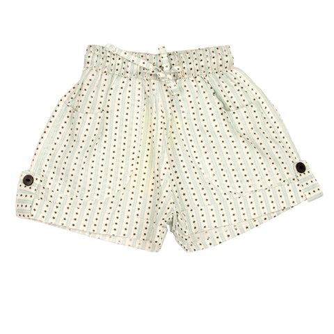 Star print infant boys Cotton Shorts