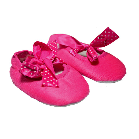 Ruby crib shoes