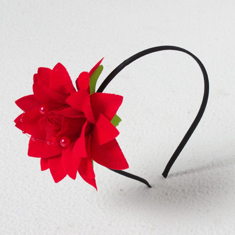 Flower Love - Rose Hairband