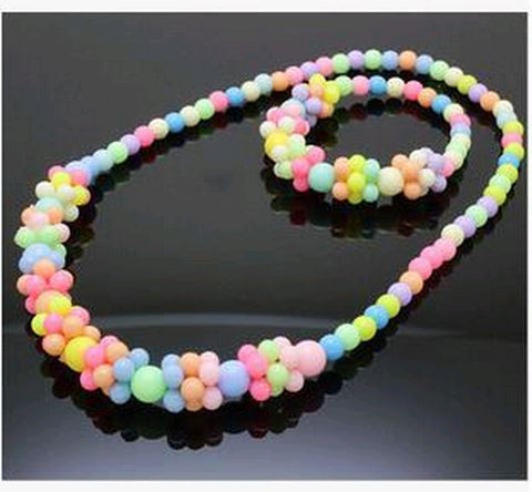 Candy Cluster Jewellery Set