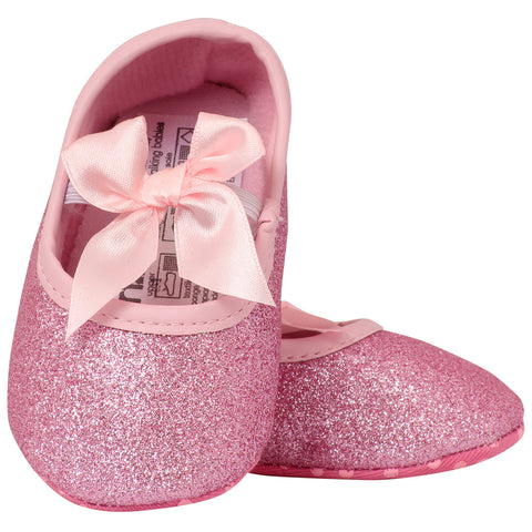 Paint me Pink ballerina shoes