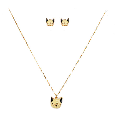 Doggie Chain Pendant Set