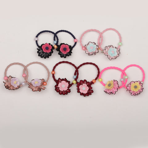 Ponytail holders pack of 5