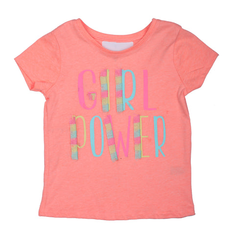 Girl Power Printed tshirt