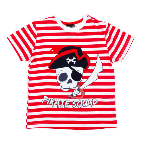 Boys Pirates T-shirt