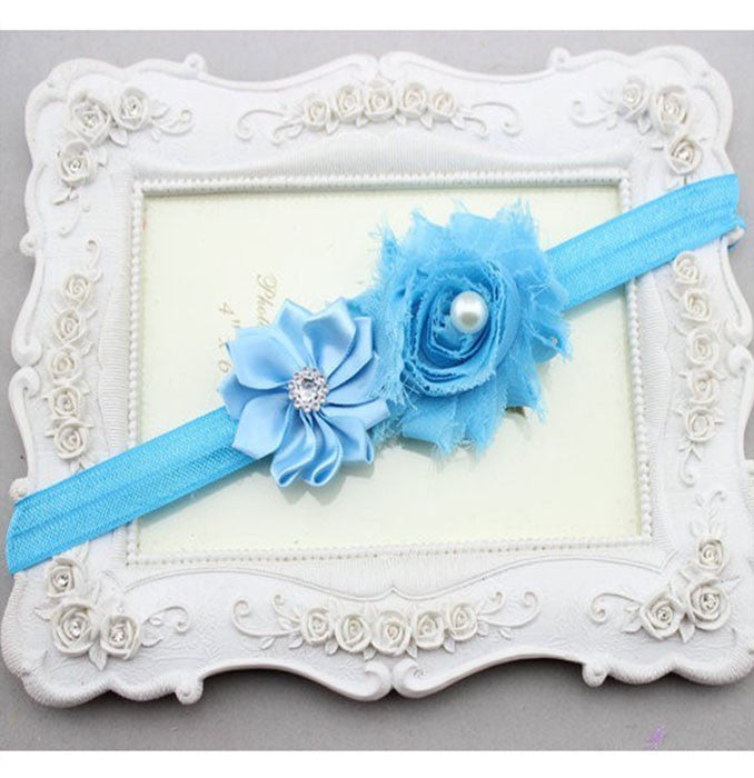 Pikaboo Double Flower Pearly - Blue