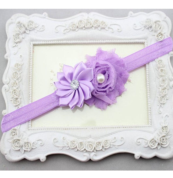Pikaboo Double Flower Pearly - Lavender