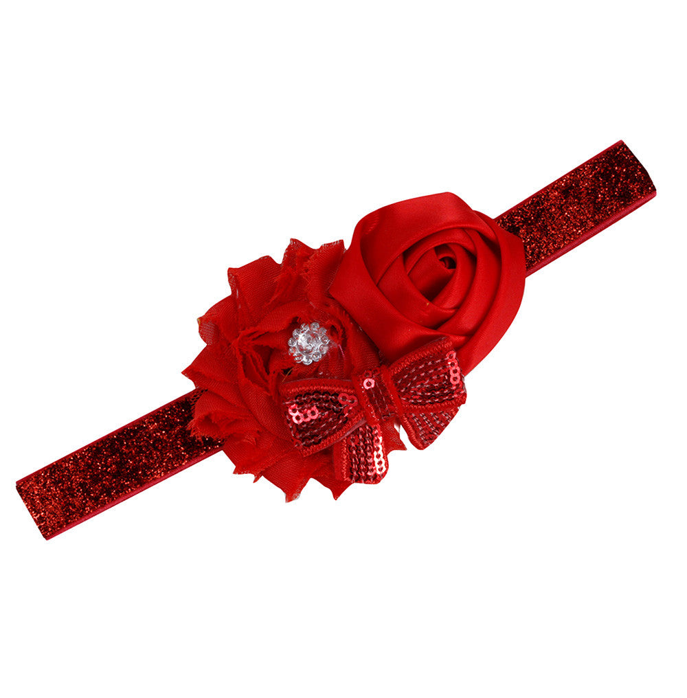 Love Thy Rose baby headband
