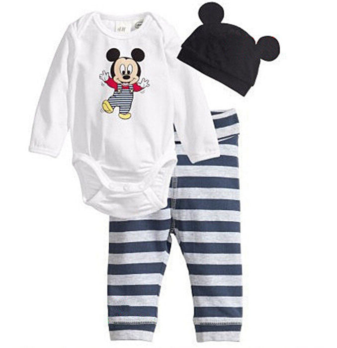 Mickey Mouse clothing set