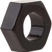 Black Nut Cock Ring