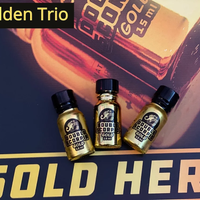 Double Scorpio - Golden Trio 10ml.
