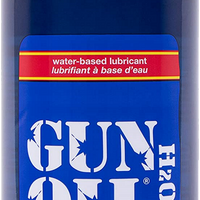 Gun Oil H2O Water Based Personal Lubricant