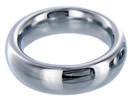 Stainless Steel Cock Ring - 1.75 Inches