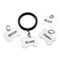 Recruit Aluminum Cock Ring+ 4 dog tags - Night Owl Fans