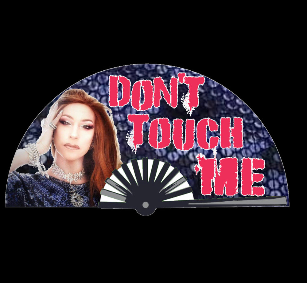 "Night Owl Fans - ""Don't Touch Me"" - NPB - Autographed - Night Owl Fans"