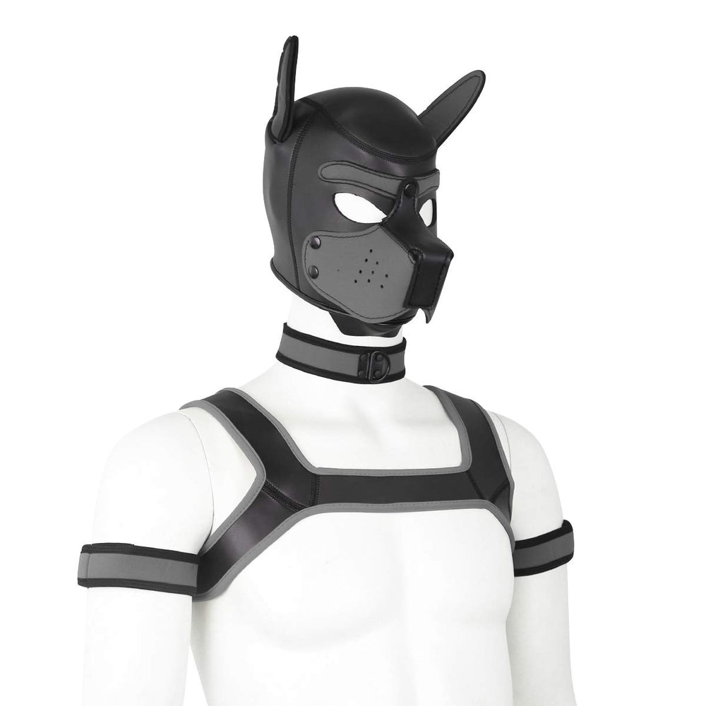 Neoprene Puppy Set 4 pieces White