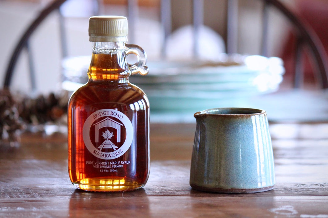 Maple Syrup and Pitcher Gift Box