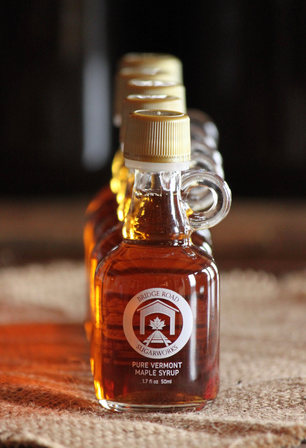 1.7oz | Sample Pure Maple Syrup