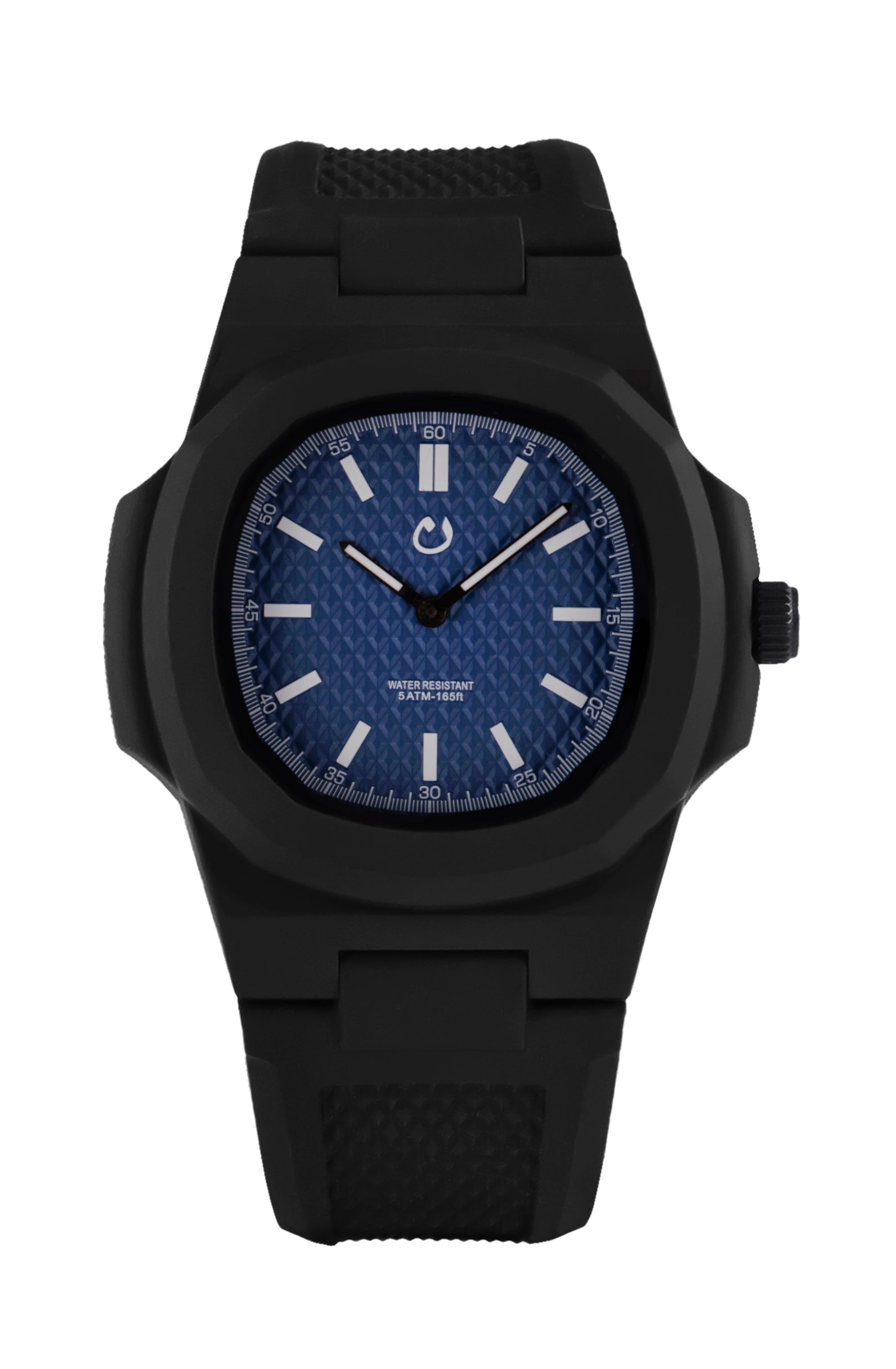 Blue Sea Timepiece