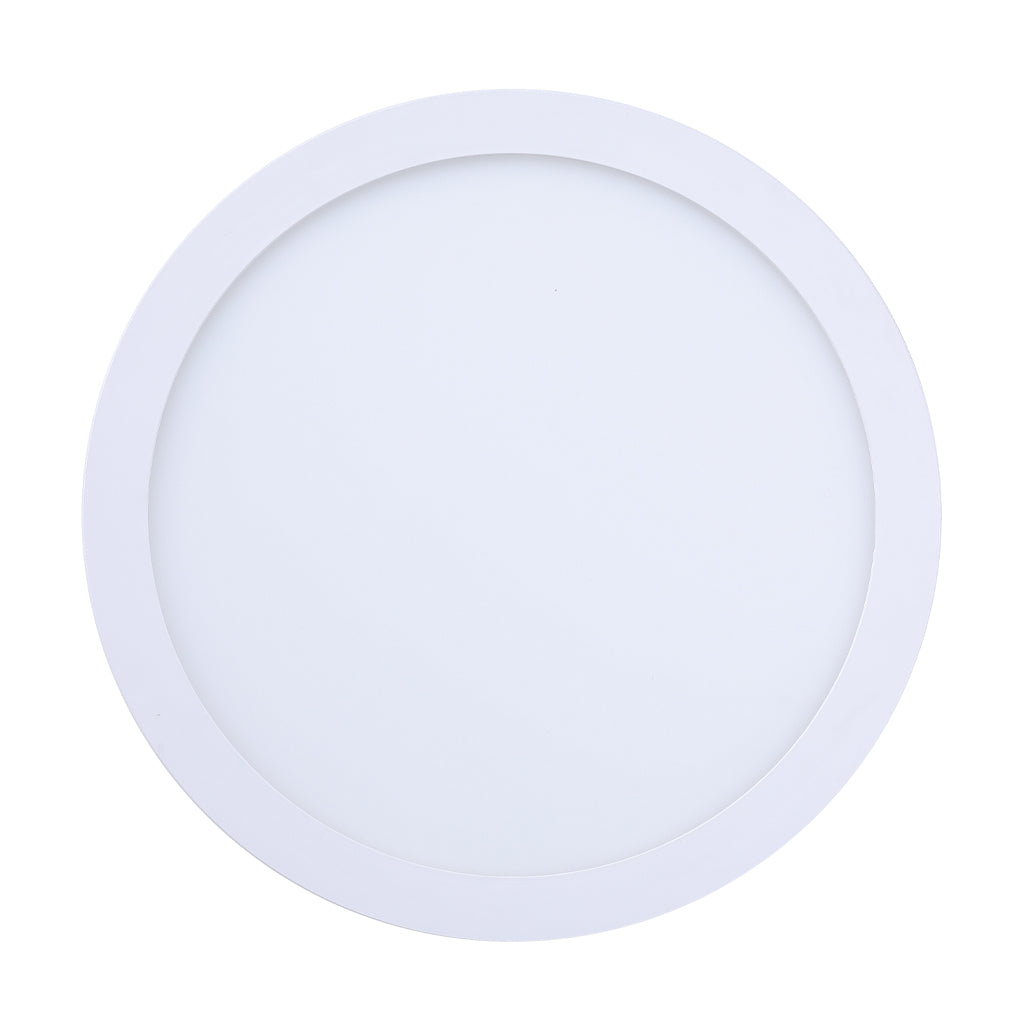 "9"" Modern LED Flush Mount Mini Round Panel"