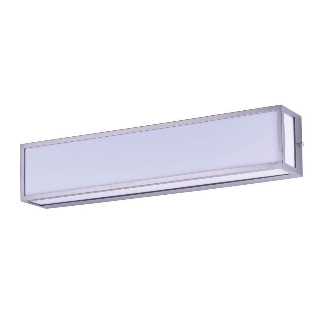 "36"" Contemporary LED Box Vanity Light"