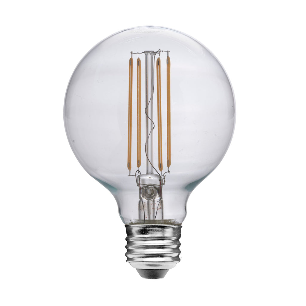 Clear G25 LED Bulbs