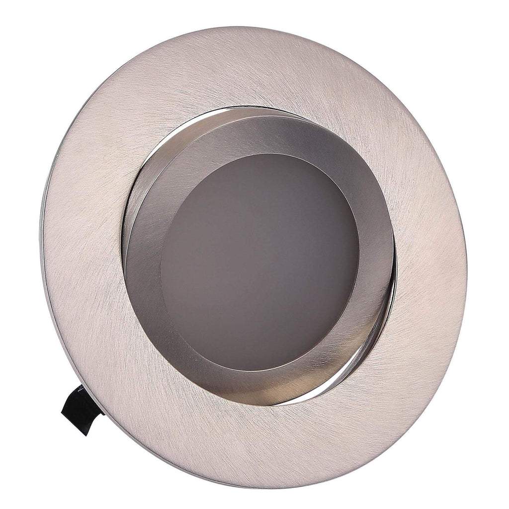 "4"" Modern Gimbal LED Retrofit Downlight"